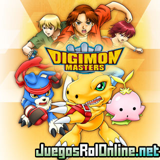 Digimon Masters Online