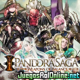 Pandora Saga